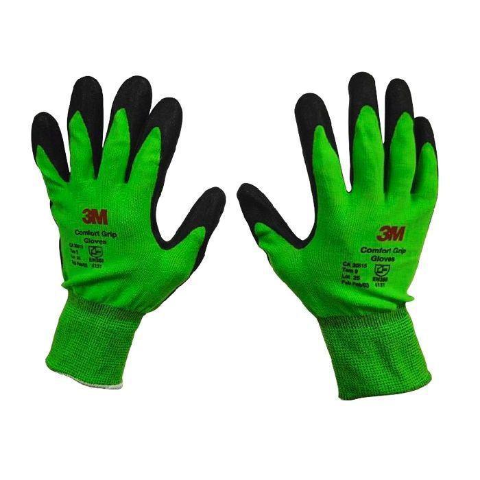 11397ca29e76d Luva Nitrilica Tamanho 9 Comfort Grip Gloves 3M R  32,90 à vista. Adicionar  à sacola
