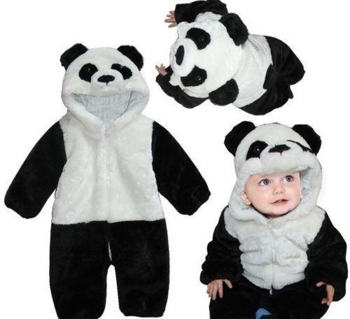 Macacao Infantil Fantasia Parmalat Bebe Urso Panda Anjo Da Mamae Macacao E Macaquinho Para Bebes Magazine Luiza