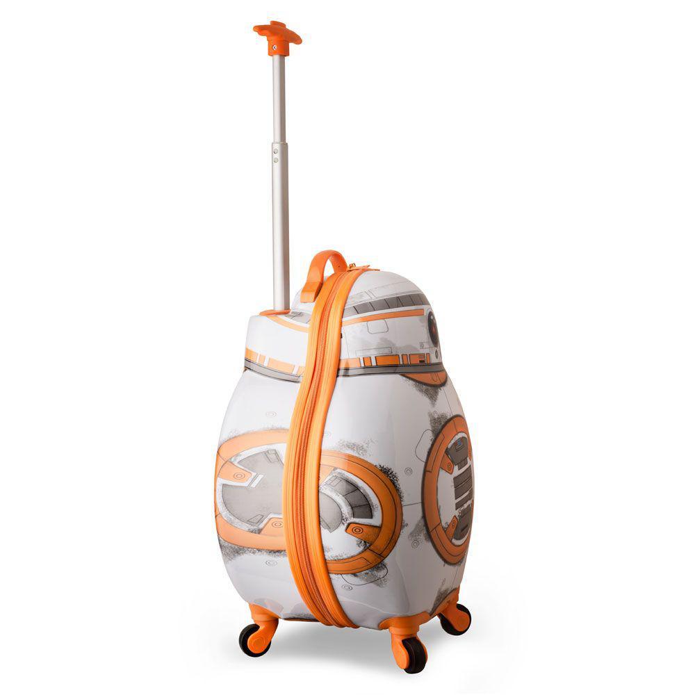 Mala Decorativa 3D - Disney - Star Wars - BB-8 - Bagaggio Produto não  disponível 18a77fdb8c68