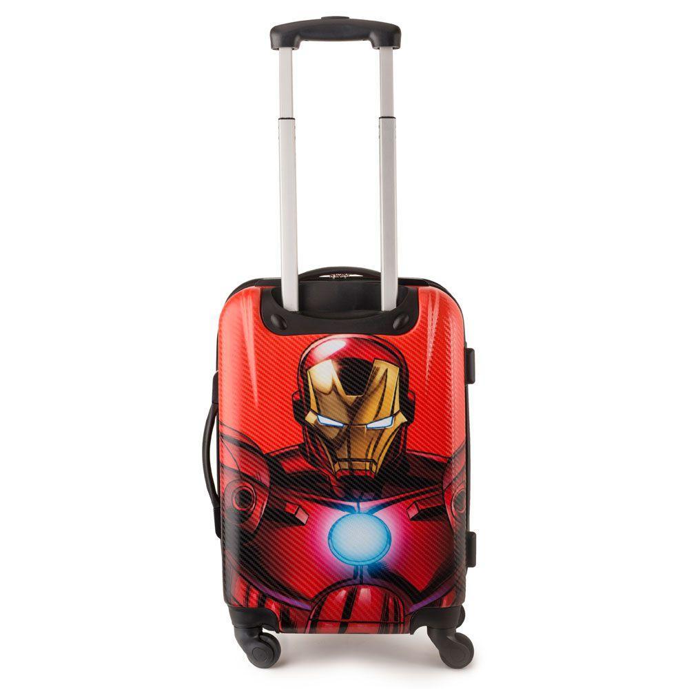 Mala Decorativa Pequena - Disney - Marvel - Iron Man - Bagaggio Produto não  disponível 6f239a19a66c