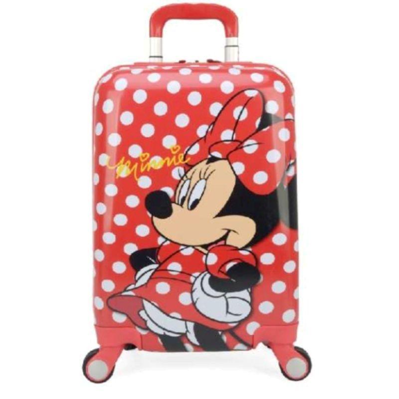 d1e8b79c4 Mala Viagem Minnie Rodas 360 Rigida Disney Original Verm P R$ 399,99 à  vista. Adicionar à sacola