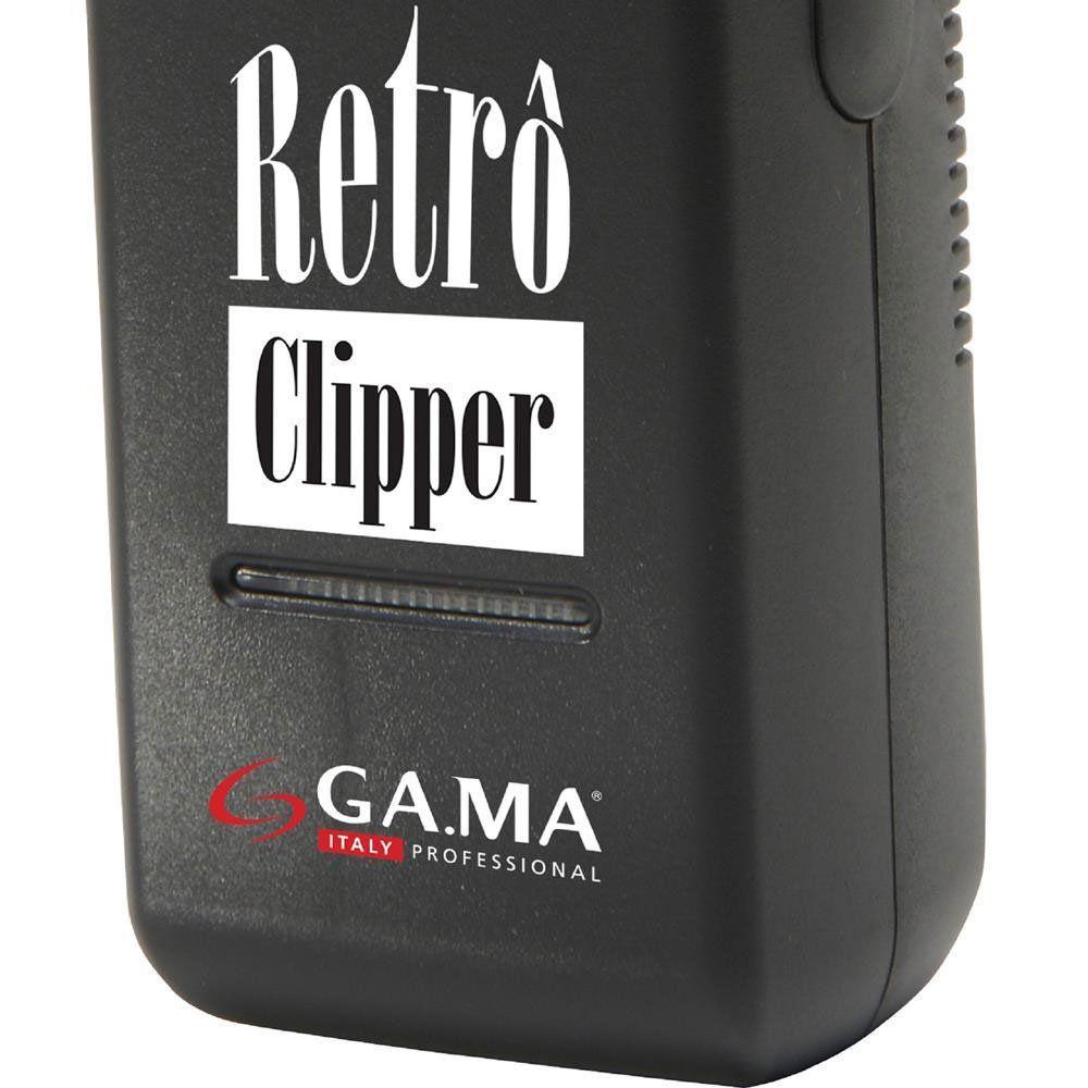 ef01f2de9 Máquina de Cortar Cabelo Gama Retro Clipper R$ 81,30 à vista. Adicionar à  sacola