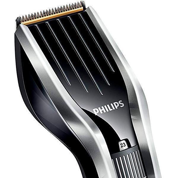 c6108875b Máquina de Cortar Cabelo Philips HAIRCLIPPER Séries 5000 HC5450/15 Bivolt -  Prata/Preta R$ 429,90 à vista. Adicionar à sacola