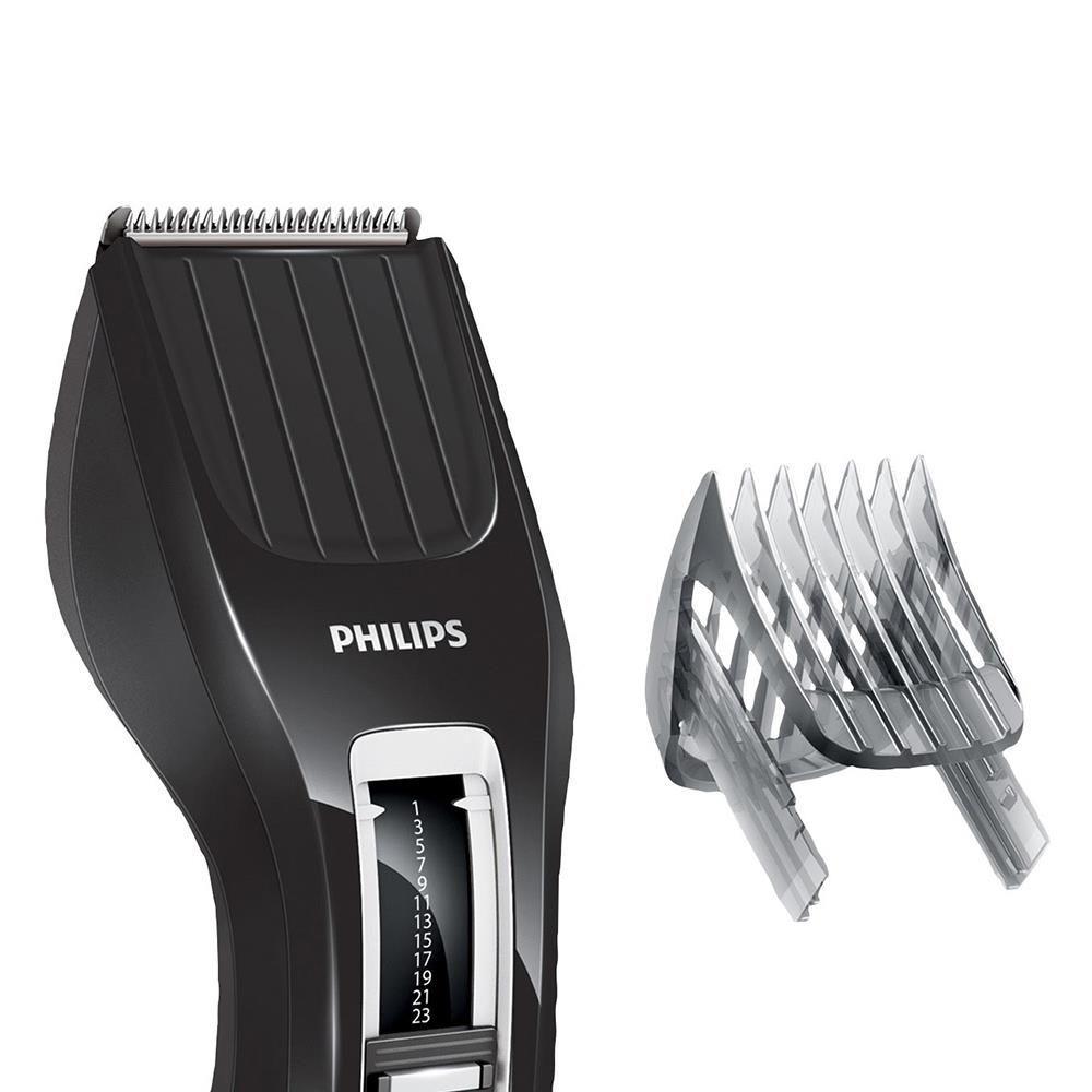 eadcfcc49 Máquina de Cortar Cabelo Philips HC3410/15 com 1 Pente de Corte Regulável  Bivolt - Philips walita Produto não disponível