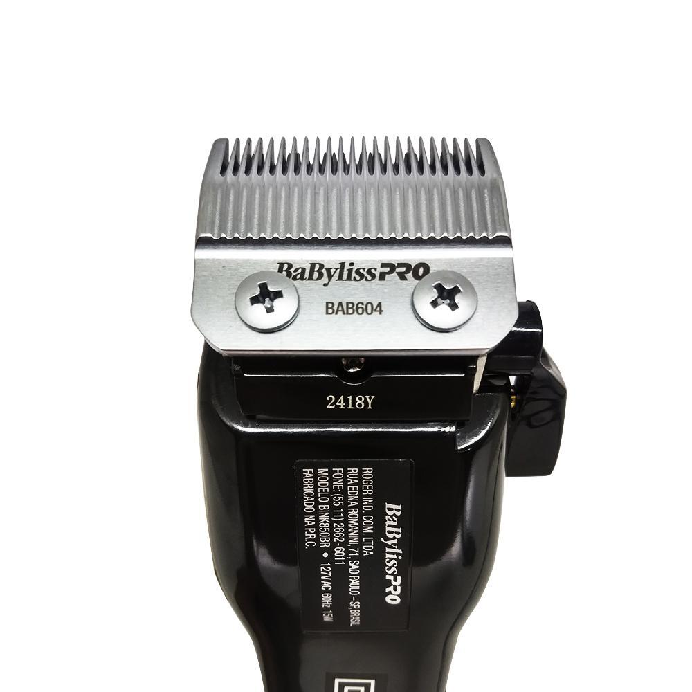 0ed159f1a Máquina de Corte BabyLiss Pro Super Motor Barber R$ 449,90 à vista.  Adicionar à sacola