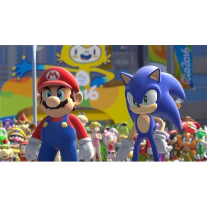 6875889fa Mario sonic at the rio 2016 olympic games - wii u - Nintendo R  199