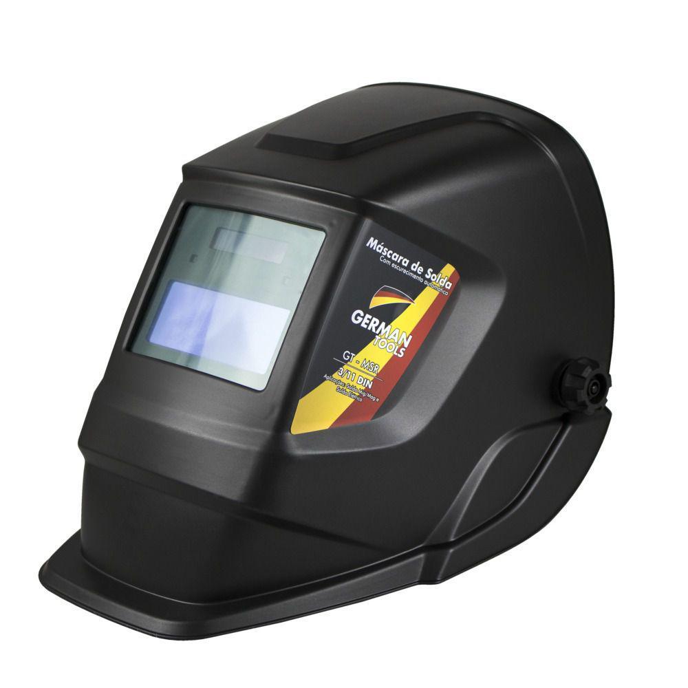 Máscara de auto-escurecimento para solda tonalidade 11 - GT-MSR - German  tools Produto não disponível 1a7375be29