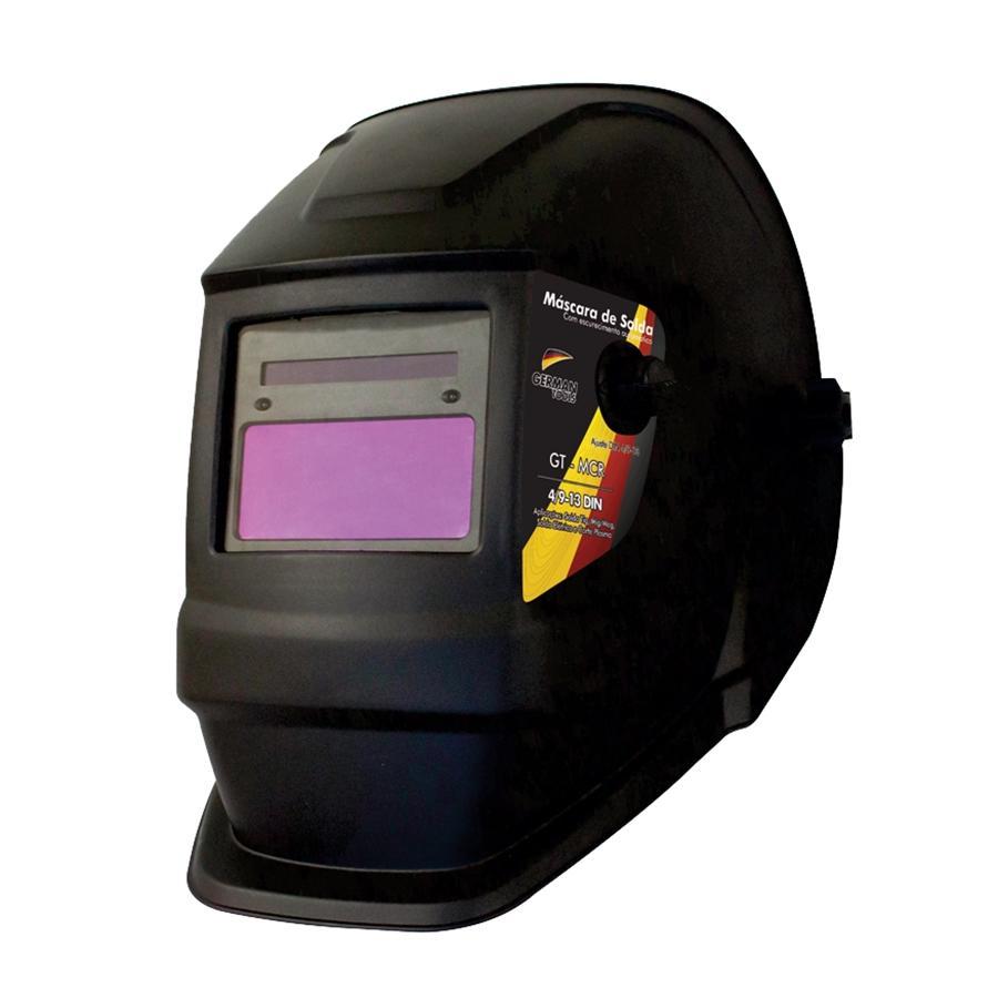 Máscara De Solda German Tools GTMCR Industrial C  Regulagem De Grau R  122,90  à vista. Adicionar à sacola d6afd38a32
