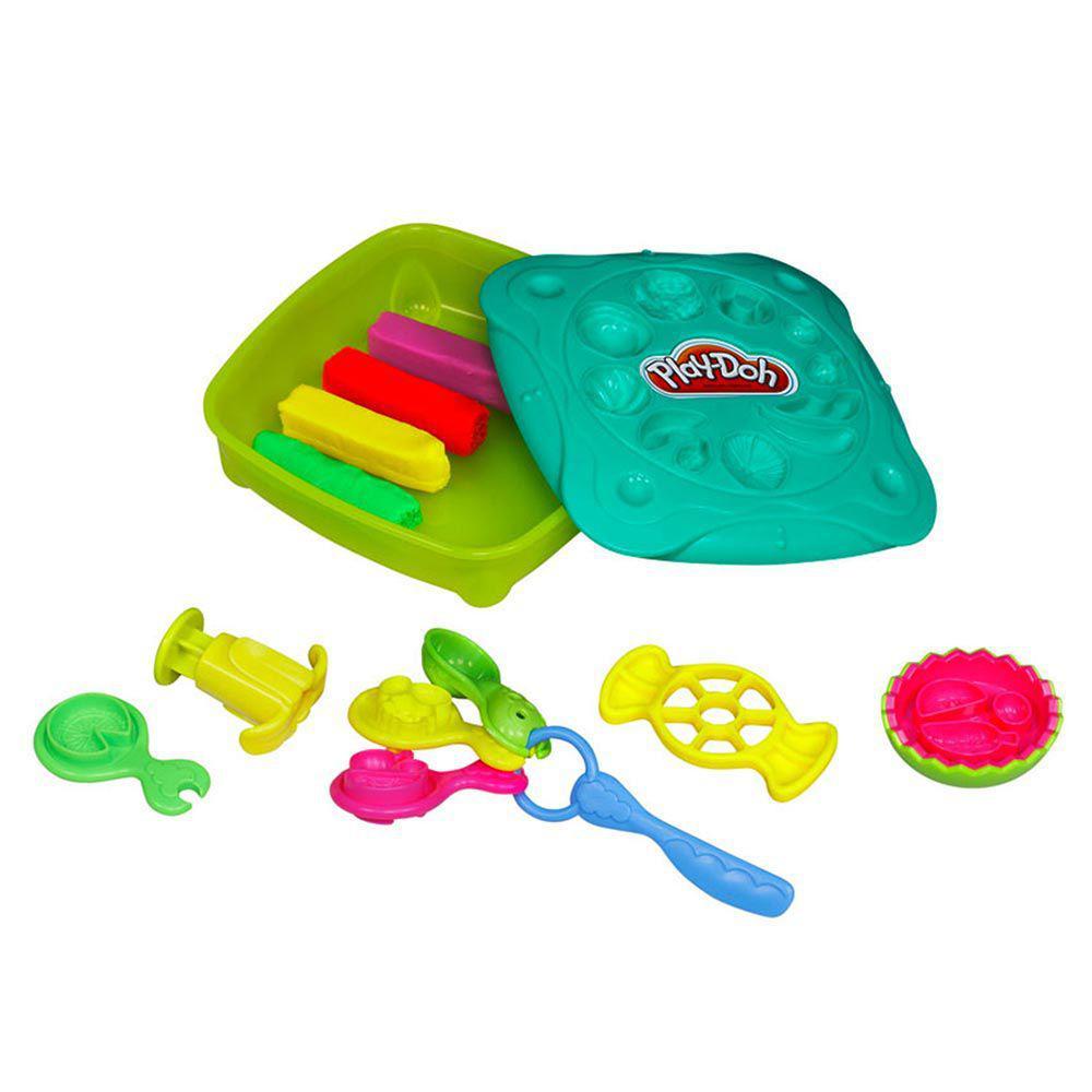 ec9a0ad378 Massinha Play-Doh - Kit Comidinha - Frutas - Hasbro Produto não disponível
