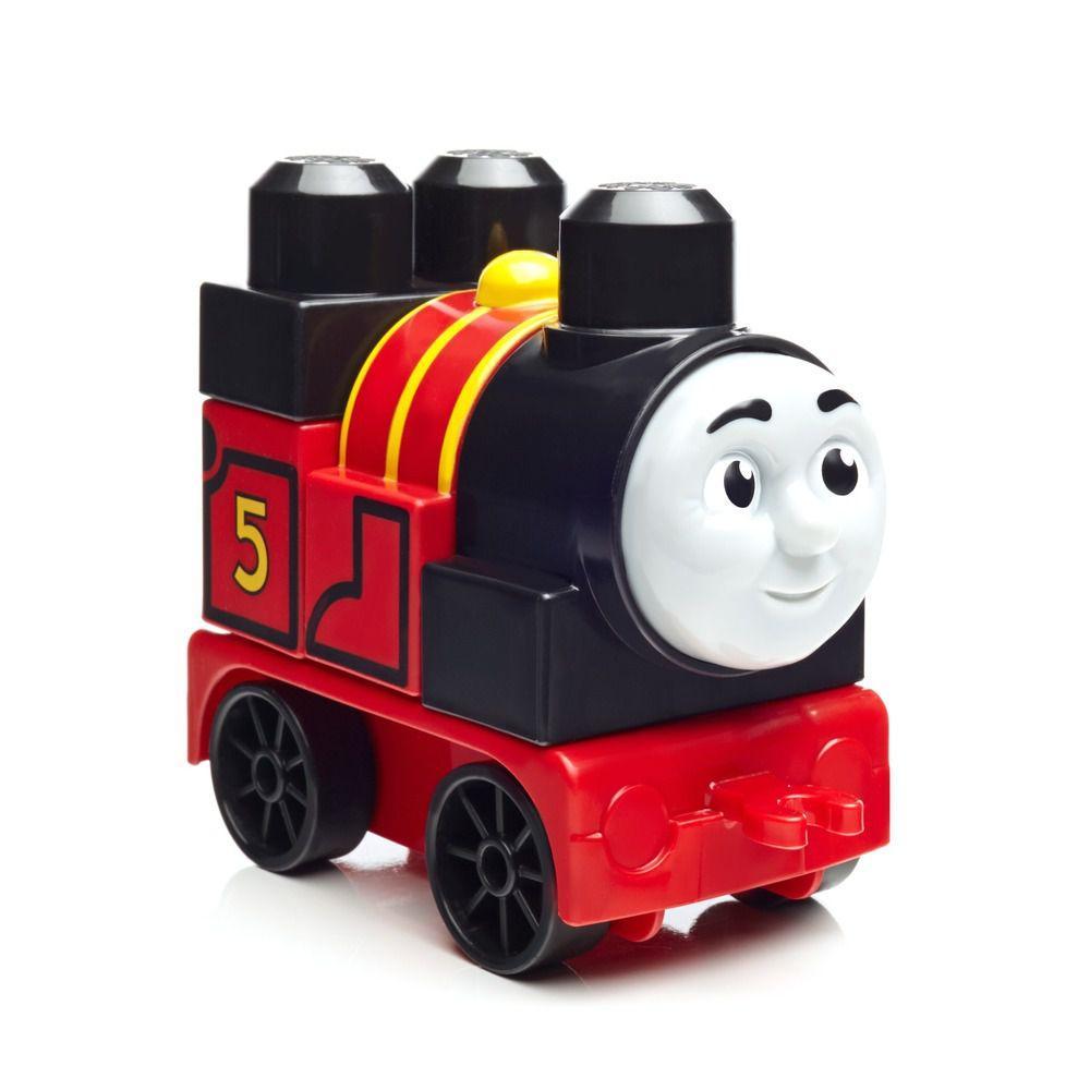 Mega Bloks Trens de Montar Thomas e seus Amigos James