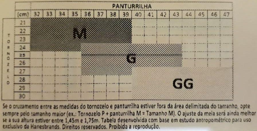 6880551e6 Meia 3 4 sem Ponteira Alta Compressão (20-30 mmHg) Feminina 1881 - Kendall  R  73