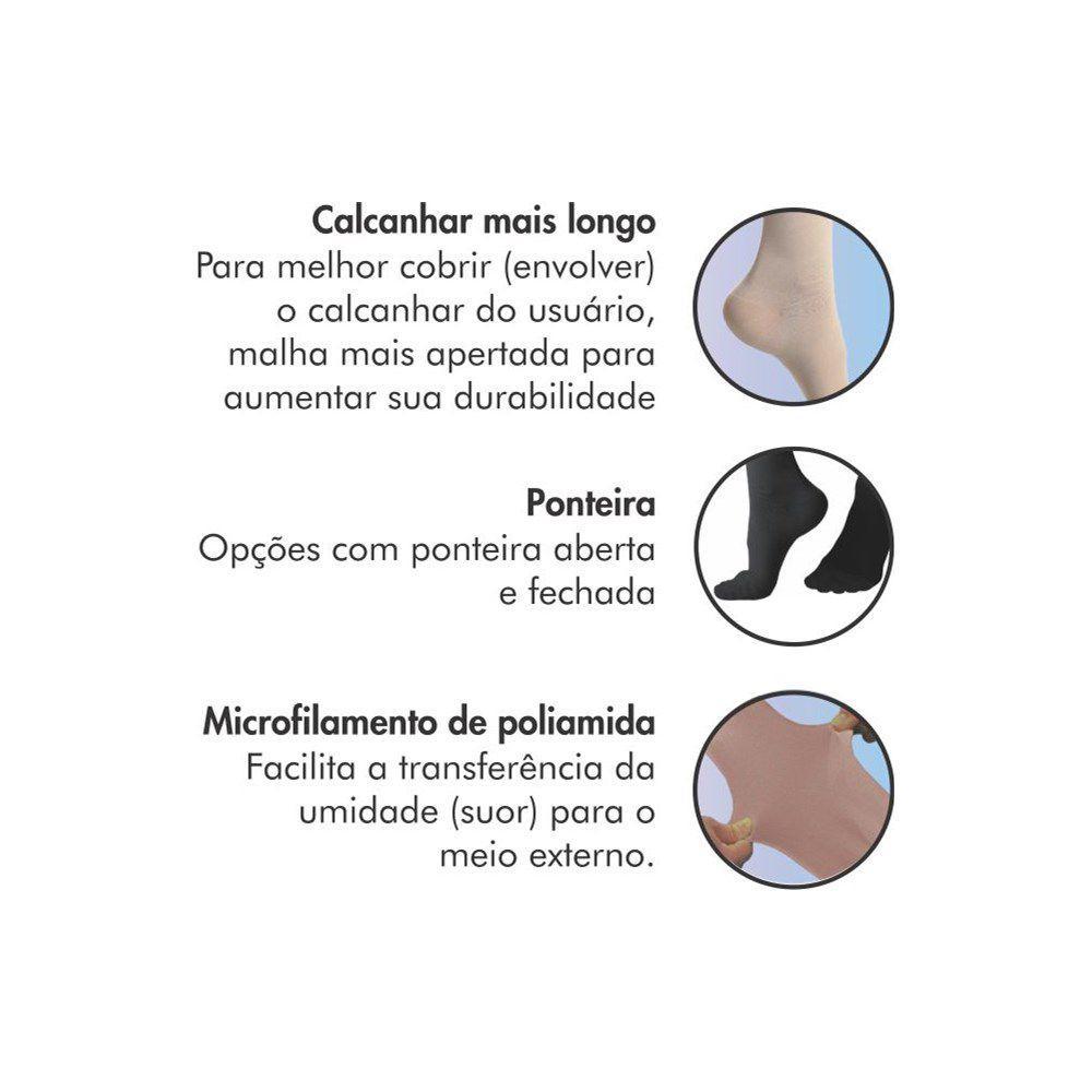 d9abf8b87 Meia 7 8 Coxa AF 863 Select Comfort Premium 30-40 mmhg Sem Ponteira  Sigvaris R  230
