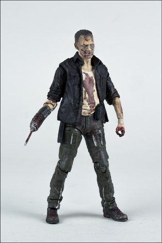 Merle Dixon Walker Action Figure McFarlane The Walking Dead TV Series 5