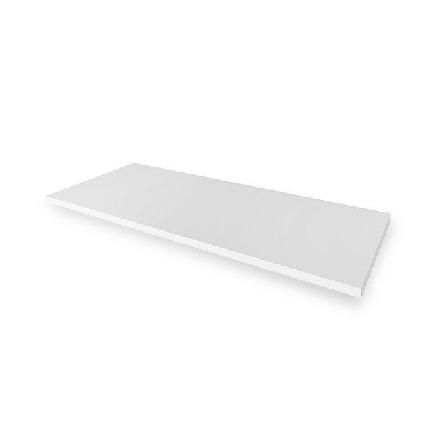 Omtalade Mesa Branca Dobrável L 80 x P 42 x A 1,5 cm com Suporte Branco UK-88