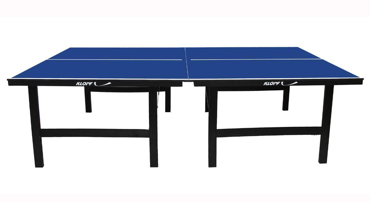 1fc864ca8 Mesa Tenis De Mesa (Ping Pong) Especial 18Mm - Mdp - 1002 Klopf Produto não  disponível