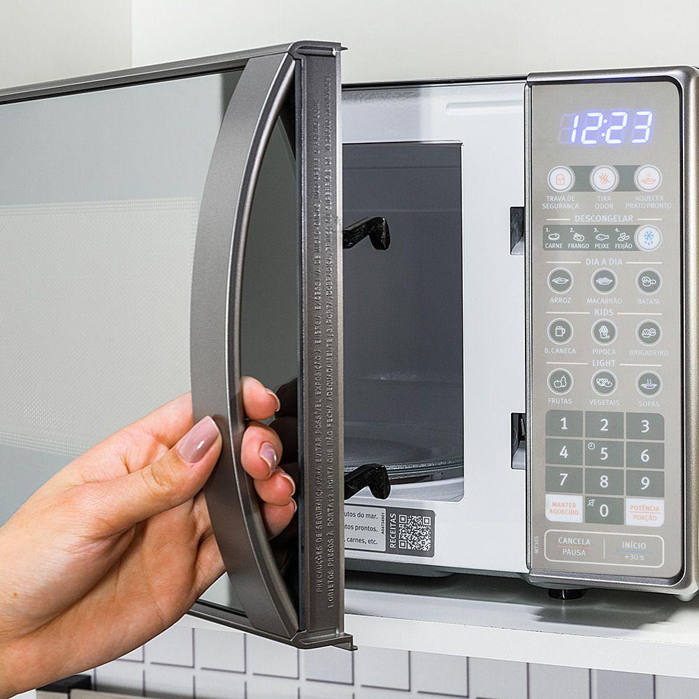 99dd5cd135e Micro-ondas Tira Odor Electrolux 20L (MT30S) - Micro-Ondas e Acessórios -  Magazine Luiza