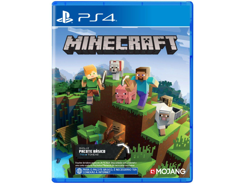 Minecraft Starter Collection para PS10 - Mojang