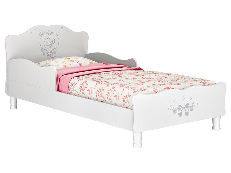 Mini cama infantil pura magia my princess clean cama for Cama infantil