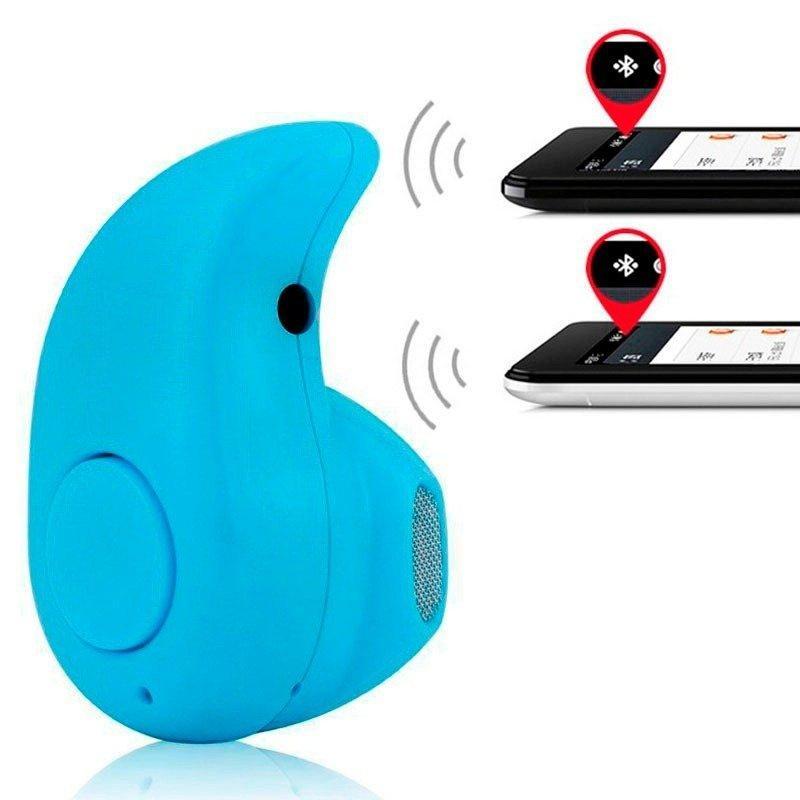 afa863a0c Mini Fone De Ouvido Sem Fio Bluetooth V4.0 Micro Menor Do Mundo - Feir R   29