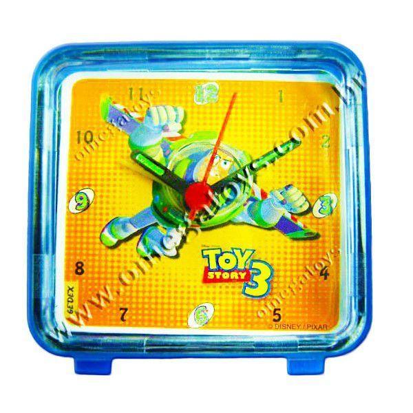 b4458fa2557 Mini Relógio Despertador Buzz Toy Story Disney - Gedex - Relógio ...