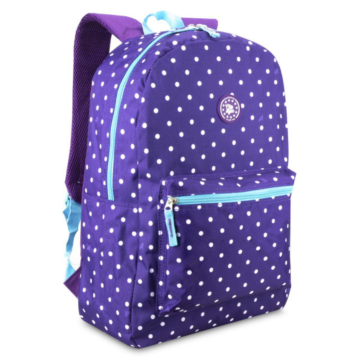 69d09c194 Mochila Bolsa Escolar Feminina Clio Style MF8112 R$ 59,99 à vista.  Adicionar à sacola