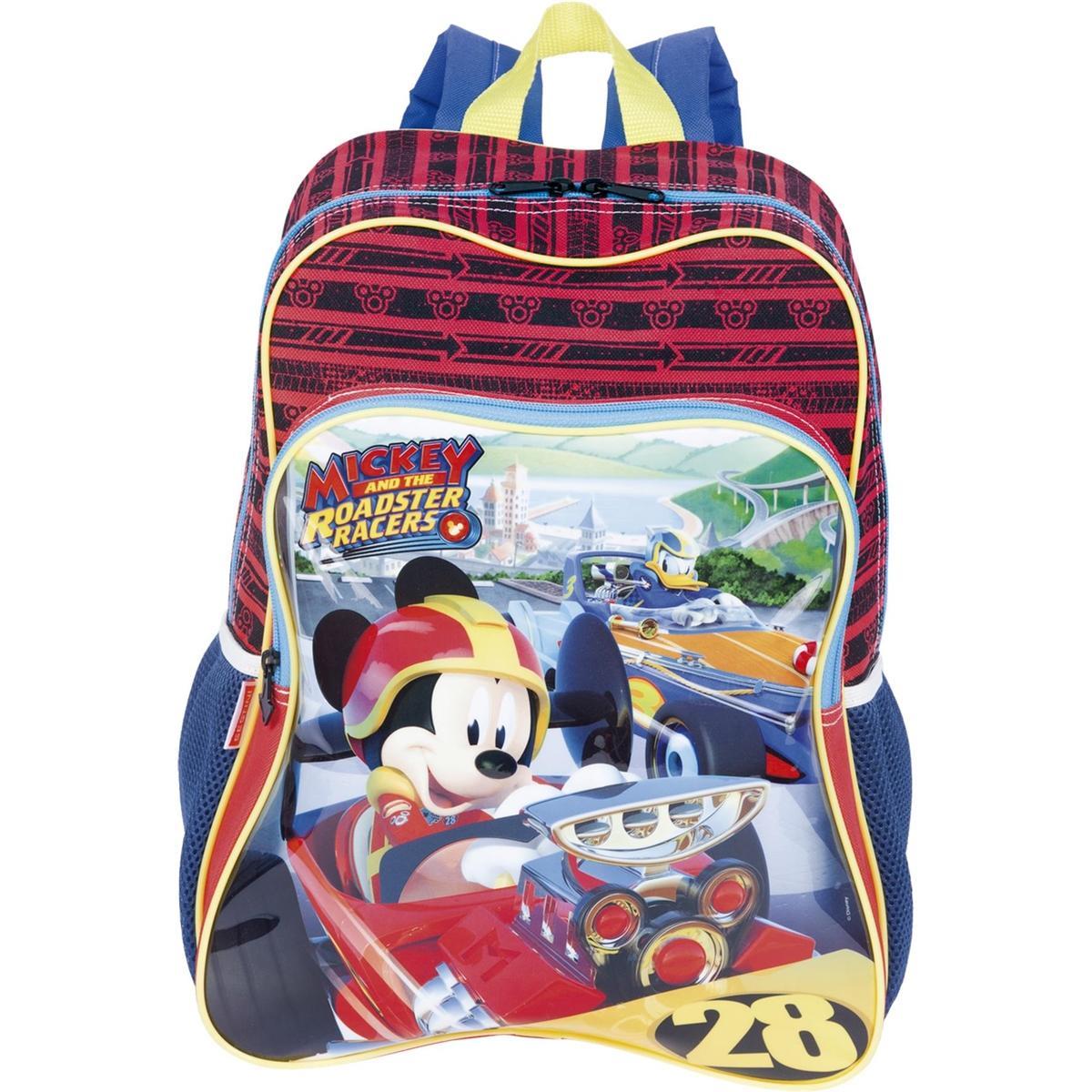 59817604b36 Mochila de Costas Grande Mickey 18M Plus - Sestini Produto não disponível