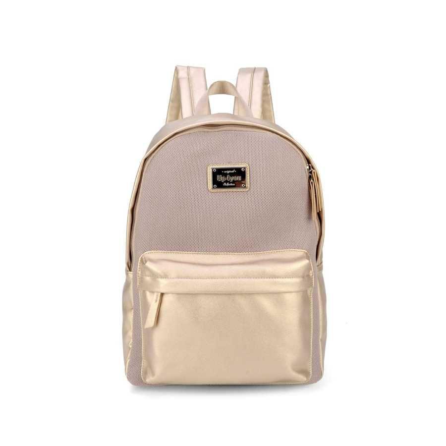 Mochila de Costas Up4you By Larissa Manoela - Dourada - Luxcel malas e  mochilas Produto não disponível 058e906602