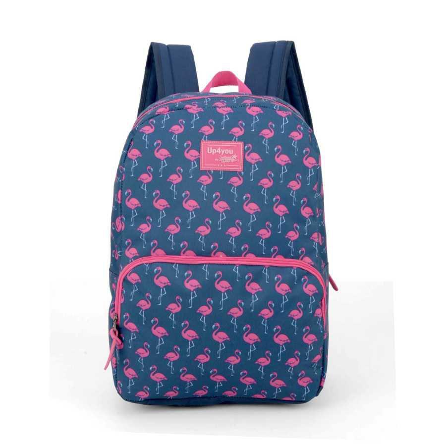 Mochila de Costas Up4you By Larissa Manoela - Flamingo - Luxcel malas e  mochilas Produto não disponível 2a9321fe9b
