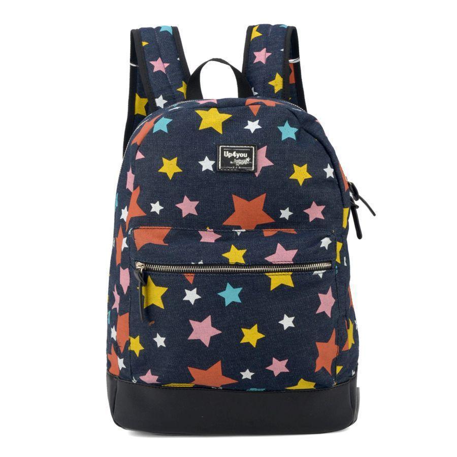 Mochila De Costas Up4you By Larissa Manoela Jeans estrela Escuro - Luxcel  malas e mochilas R  104,88 à vista. Adicionar à sacola d605712c96