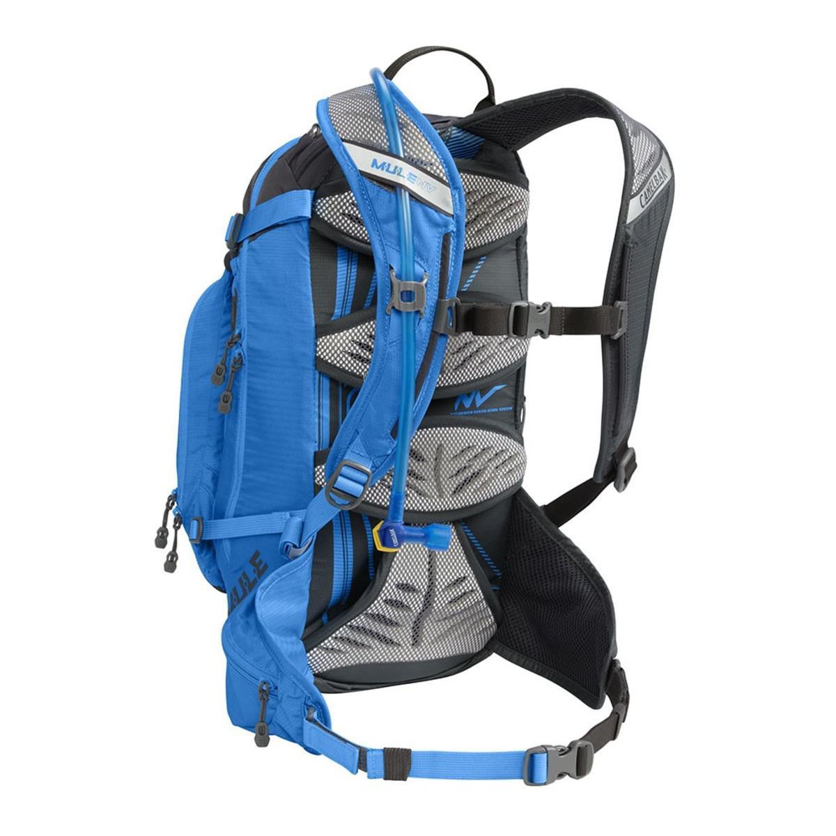 0bf972fa8 Mochila de Hidratação M.U.L.E 3 Litros Azul para Mountain Bike - Camelbak  750121 R$ 640,58 à vista. Adicionar à sacola