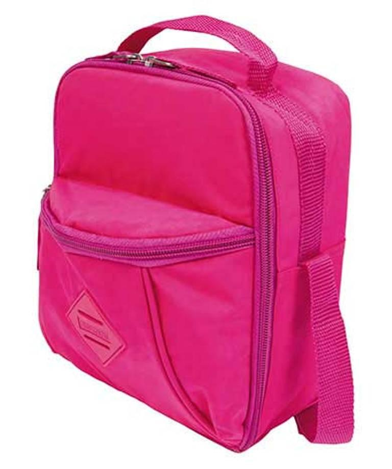 2934f86c5 Mochila de Rodinha Sestini Rolling Crinkle com lancheira Rosa - Sestini  mochilas Produto não disponível