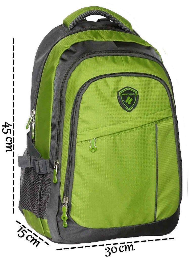 bf21bcad4 Mochila Escolar Masculina Notebook 15.6 Grande Resistente Verde Faculdade  Trabalho Redtec R$ 84,90 à vista. Adicionar à sacola