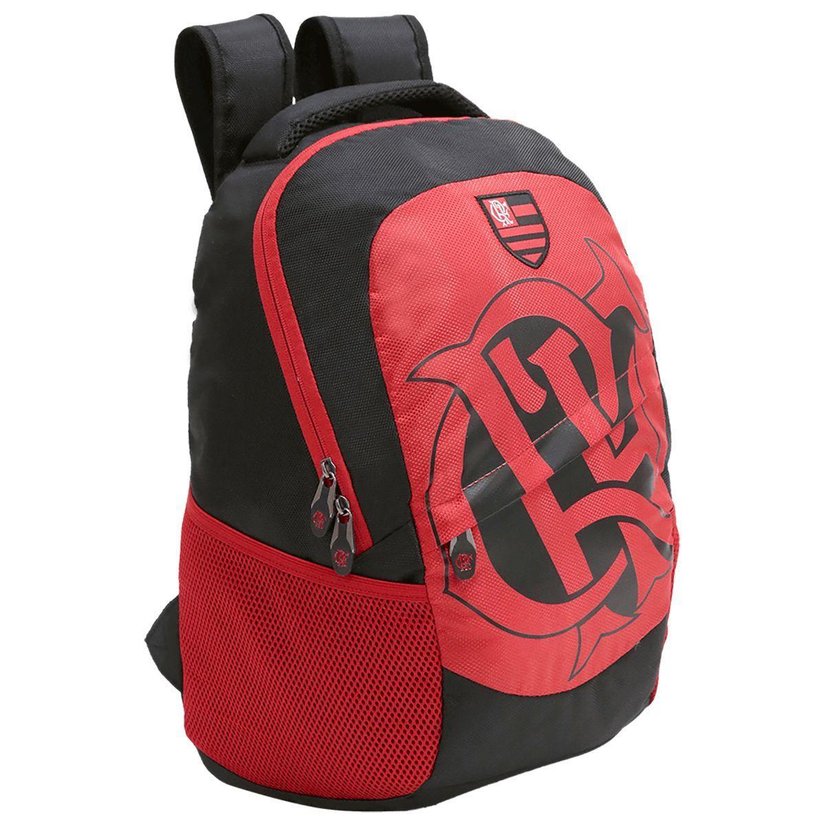 98d384cb3 Mochila Escolar Xeryus 8285 B01 Flamengo Vermelho Telha Produto não  disponível