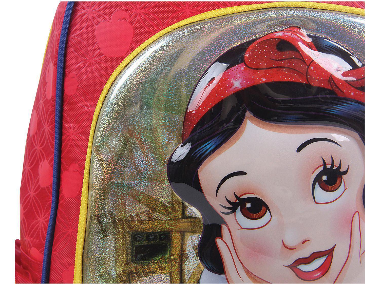 fe961bd25 Mochila Infantil Escolar Tam. G Dermiwil - Disney Princesa Branca de Neve  R$ 178,90 à vista. Adicionar à sacola