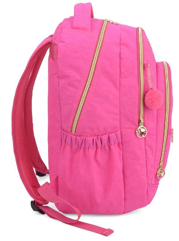 df013ba83 Mochila Juvenil Barbie Crinkle para Notebook Rosa MJ48498BB-RA R$ 198,90 à  vista. Adicionar à sacola