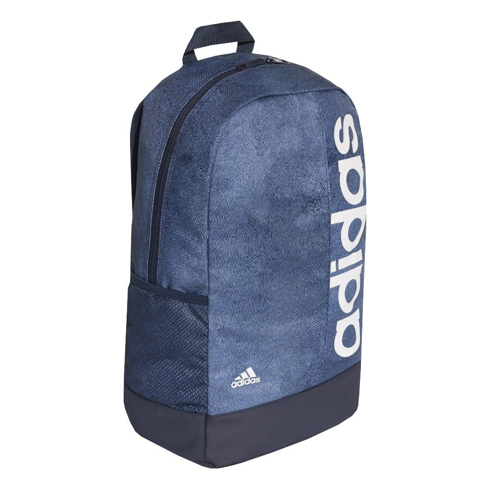 a96a01ebe Mochila Linear Performance Para Notebook - Jeans - Adidas Produto não  disponível