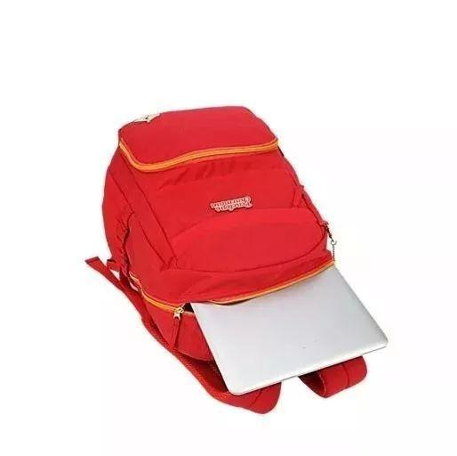 e5ef7519c Mochila Notebook Penelope Vermelha Luxcel MJ48526PE (312783) R$ 114,00 à  vista. Adicionar à sacola