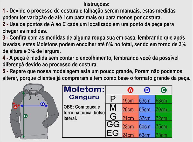 Moletom Canguru Preto Camuflado Verde - Produto nacional - Vestuário ... ea7991d47e2
