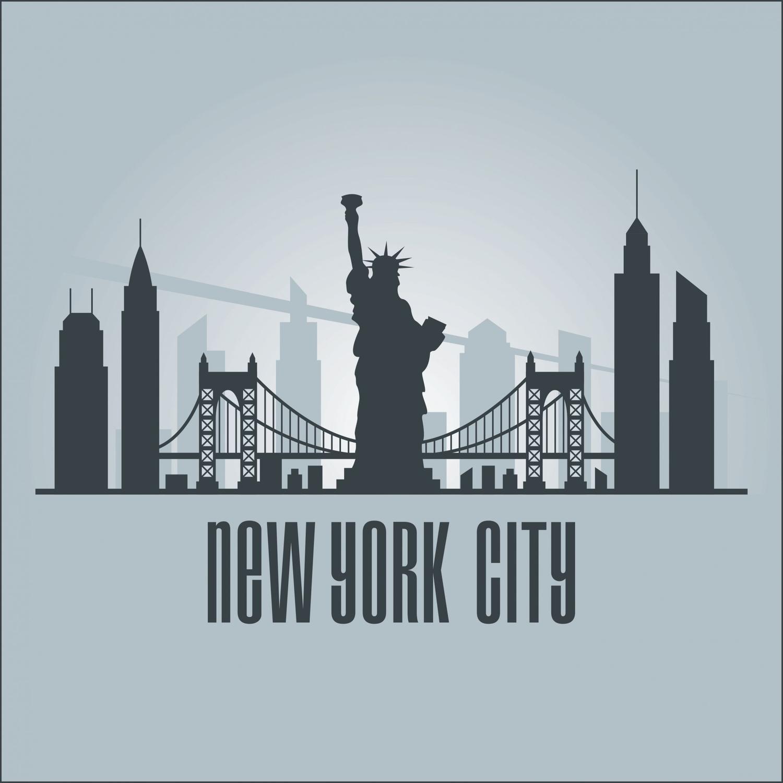 """f279a2934 Moletom Capuz Bolso Canguru Preto Estampado """"New York City """" - Clik da moda  R  59"""
