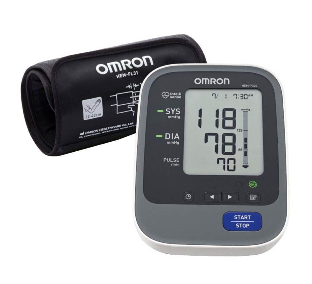 Monitor de Pressão Arterial Omron HEM-7320 Automático..