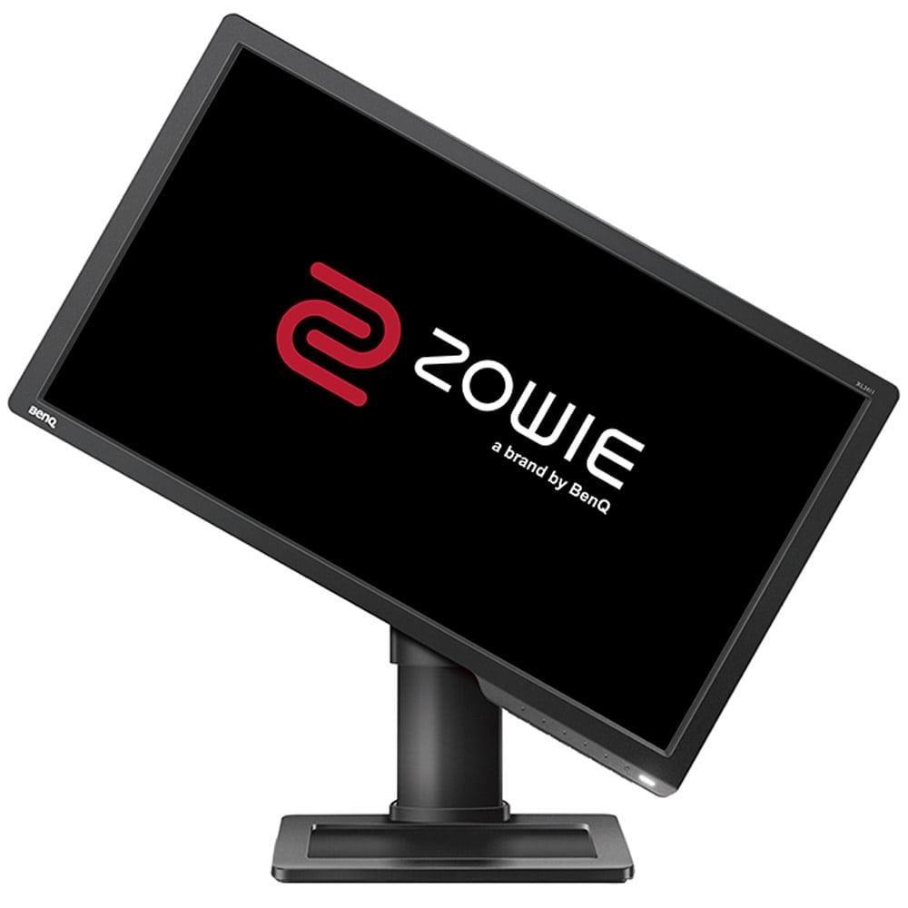 "Monitor Gamer 24"" LED Full HD Zowie XL2411, 144Hz, D-Sub"