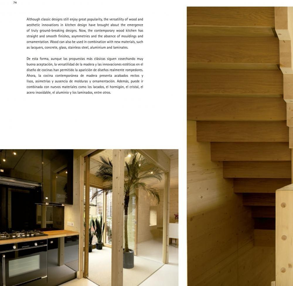 More Than 100 Kitchen Designs Monsa Livros De Artesanato Magazine Luiza