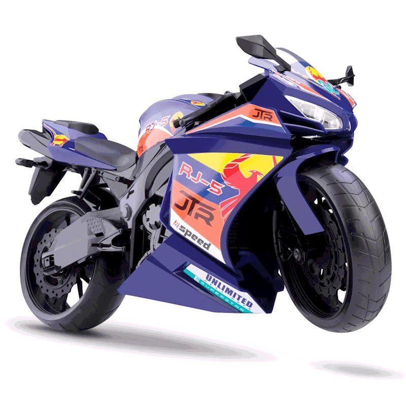 Moto Naked Motorcycle 901 Roma Jensen