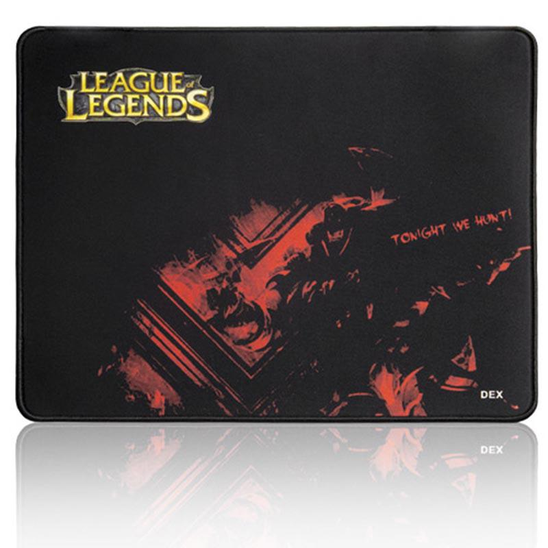 d177cacfe Mouse pad Gamer DEX preto League Of Legends - Mouse Pad Gamer ...