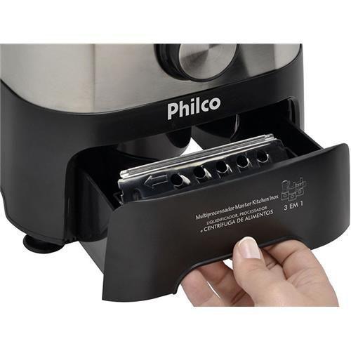 6c3905bc9 Multiprocessador Philco Master Kitchen - Preto - 110V Produto não disponível