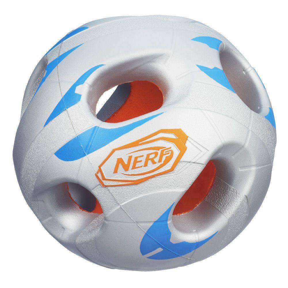 f29a71cfba Nerf Sports Bola Bash Ball Prata - Hasbro - Lançadores de Dardos - Magazine  Luiza