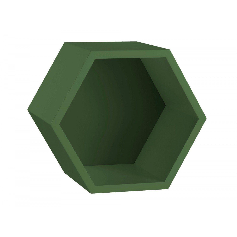 Nicho Hexagonal MDF Favo Maxima Verde Musgo Produto não disponível 352de4f7bf