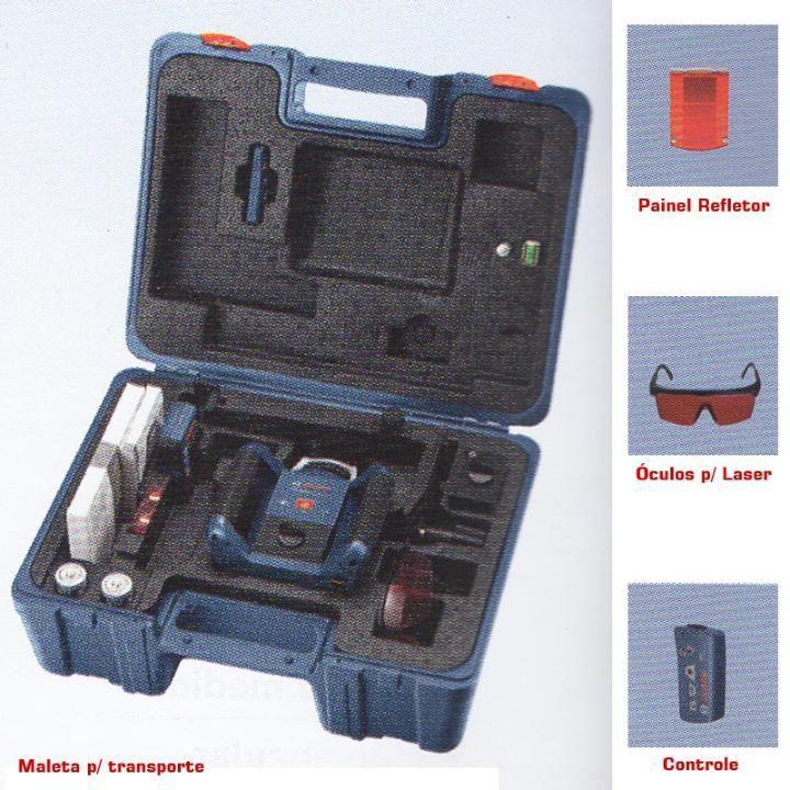 Nível à Laser Rotativo GRL 250HV Completo com Maleta e Controle BOSCH  Produto não disponível e879e3aece