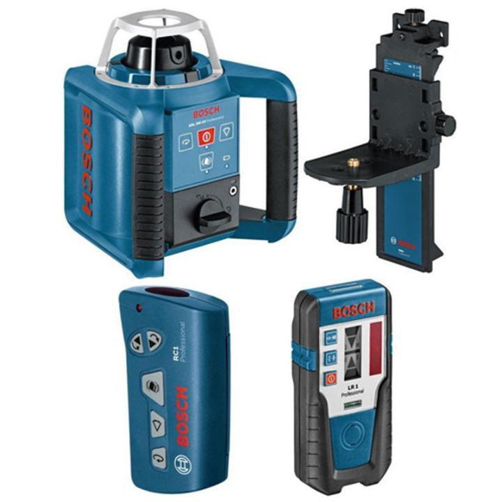 Nível à Laser Rotativo GRL 300HV com Receptor LR1 + Suporte + Óculos BOSCH  Produto não disponível 2e6fa29c01