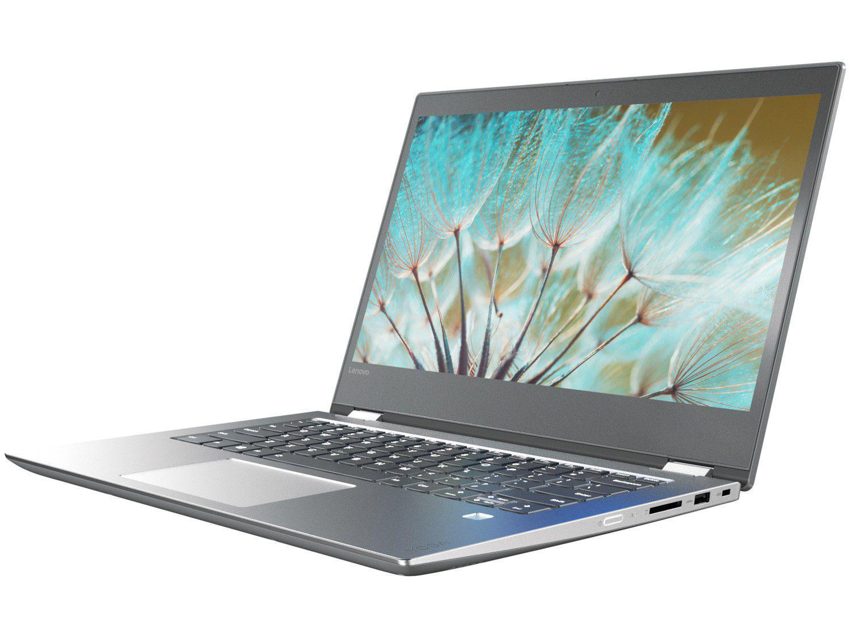 "ad5750751 Notebook 2 em 1 Lenovo Yoga 520 Intel Core i7 - 8GB 1TB Touch Screen 14""  Windows 10 - Notebook - Magazine Luiza"